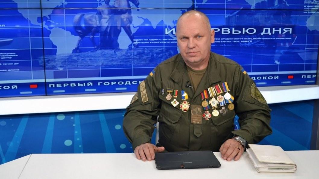 Президент України нагородив криворізького волонтера на святкуванні Дня Незалежності