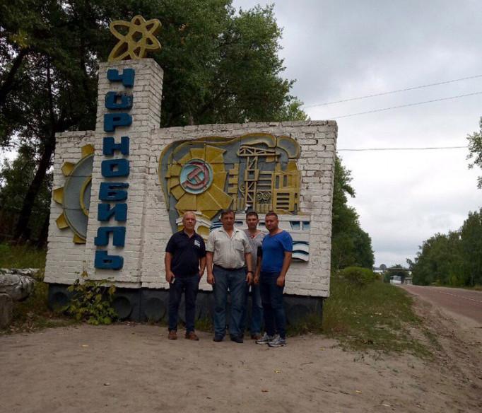 Перша наукова експедиція на річці Прип'ять