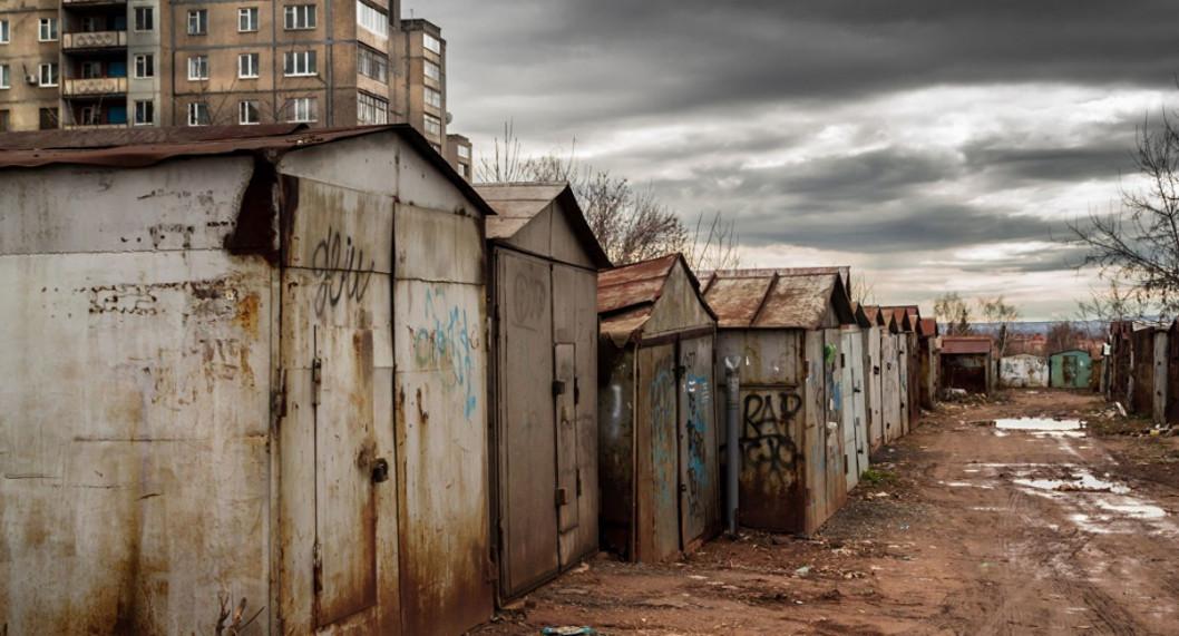 У центрі Дніпра знесуть незаконно встановлені паркани та гаражі