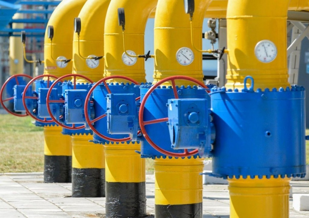 Україна збільшила запаси газу у підземних сховищах більше ніж удвічі