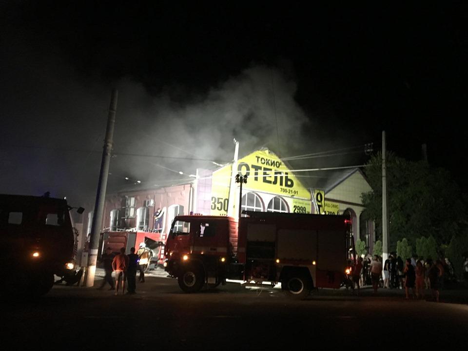 Готелі та санаторії чекають масштабні перевірки після пожежі в Одесі