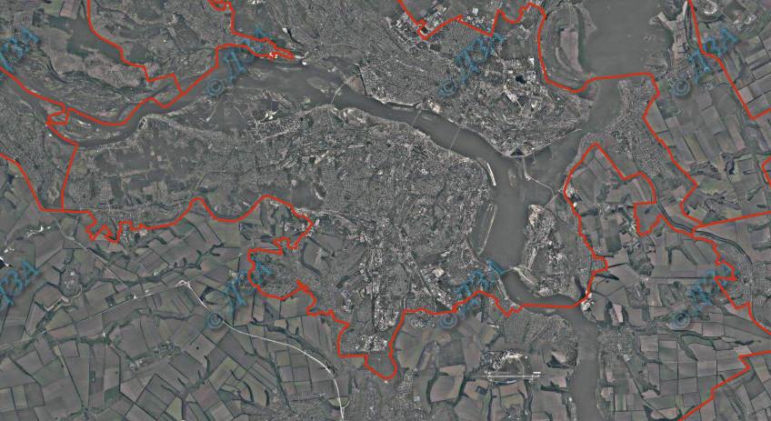 В Україні з'явилась онлайн-версія кадастрової карти