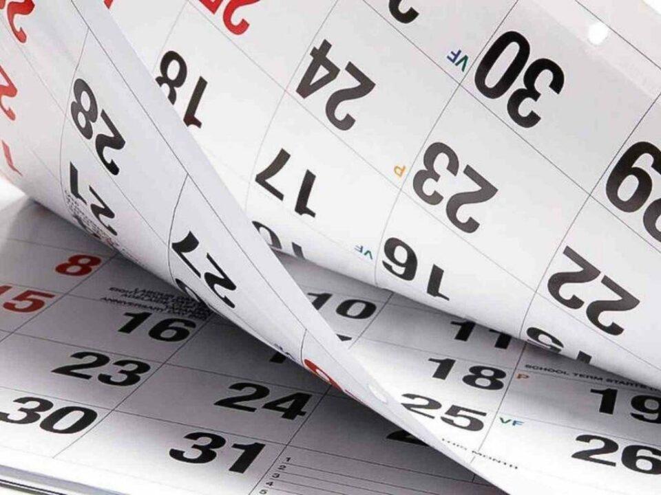 kalendar 1
