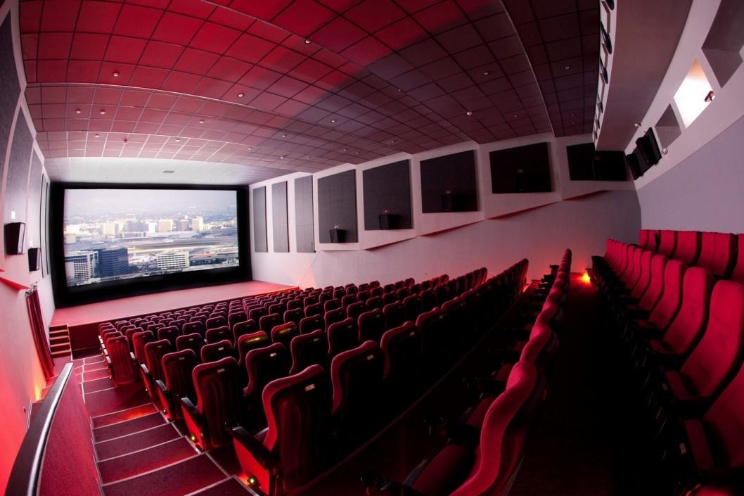 З першого листопада кінотеатри будуть проєктуватися по-новому