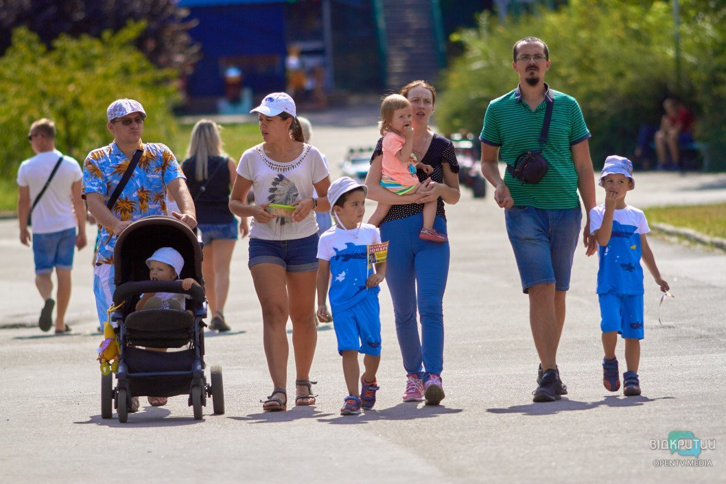 Останній день літа: як дніпровські школярі проводять свій вільний час