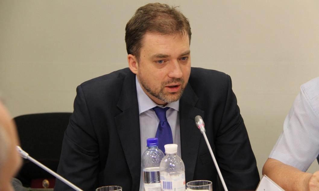 Андрій Загороднюк очолив Міністерство оборони