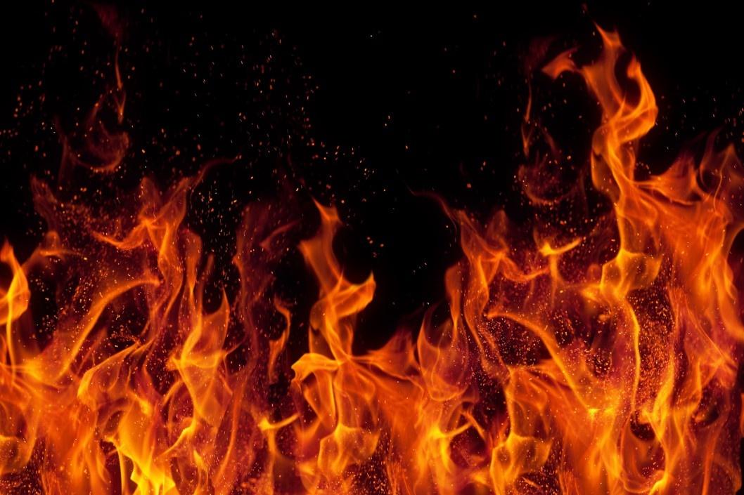 У Павлограді під час пожежі загинув чоловік похилого віку