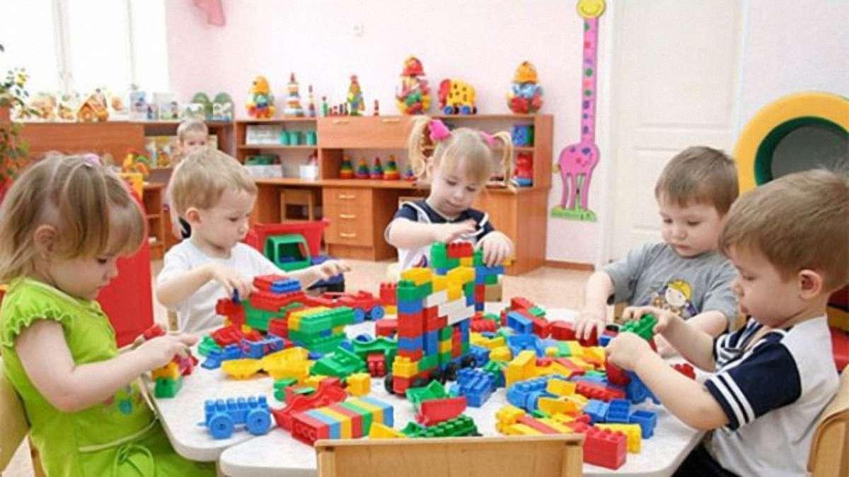 Мінрегіон вимагає забезпеченості жителів необхідною кількістю дитсадків