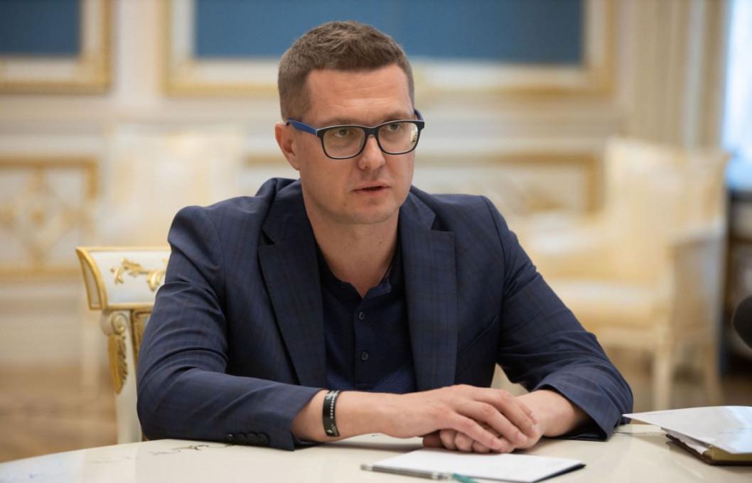 Іван Баканов став очільником Служби Безпеки України