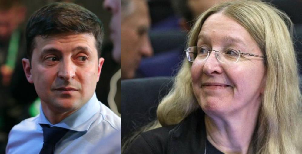 Зеленського просять залишити Супрун на посаді керівника МОЗ: петиція набрала понад 25 000 голосів