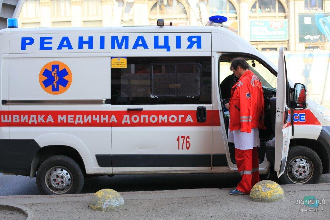 У лікарню Дніпра гелікоптером доставили бійця, пораненого на Сході