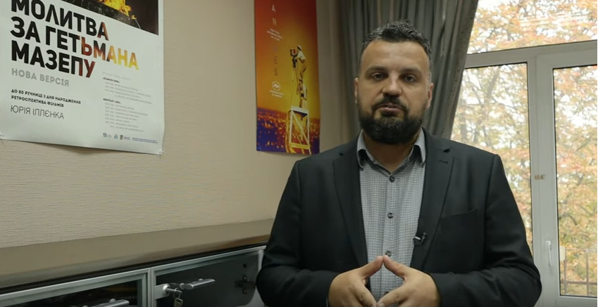 «Що поробиш, така в мене доля»: голова Держкіно Іллєнко подав у відставку