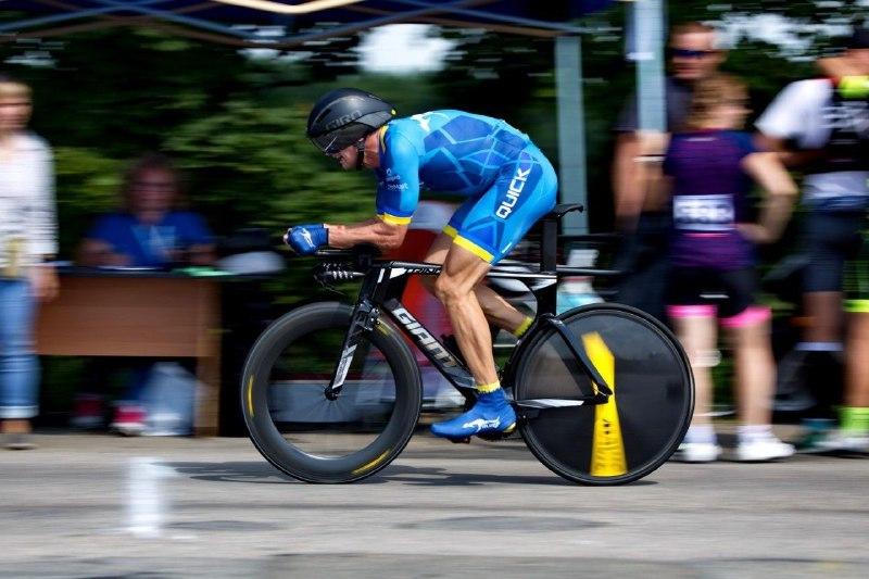 Дніпровський спортсмен розповів про перемогу на Чемпіонаті України з велоспорту