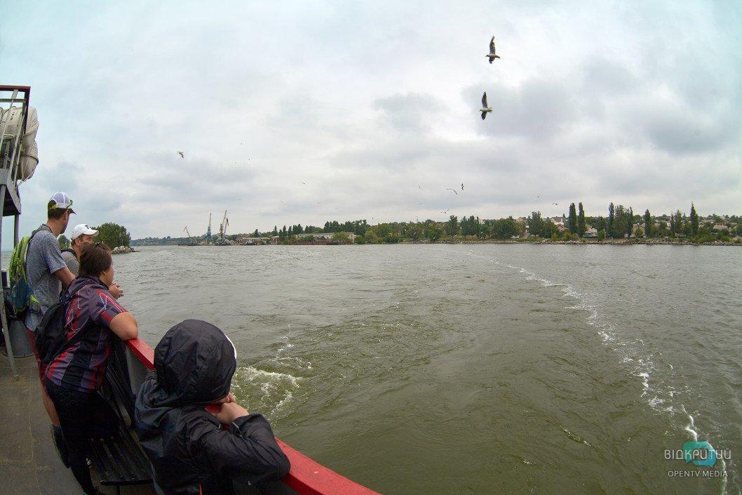 volny reka ptitsy voda lyudi