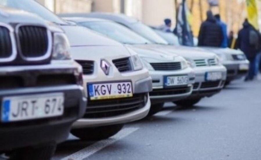 Власники «євроблях» можуть отримати ще 90 днів на розмитнення автівок