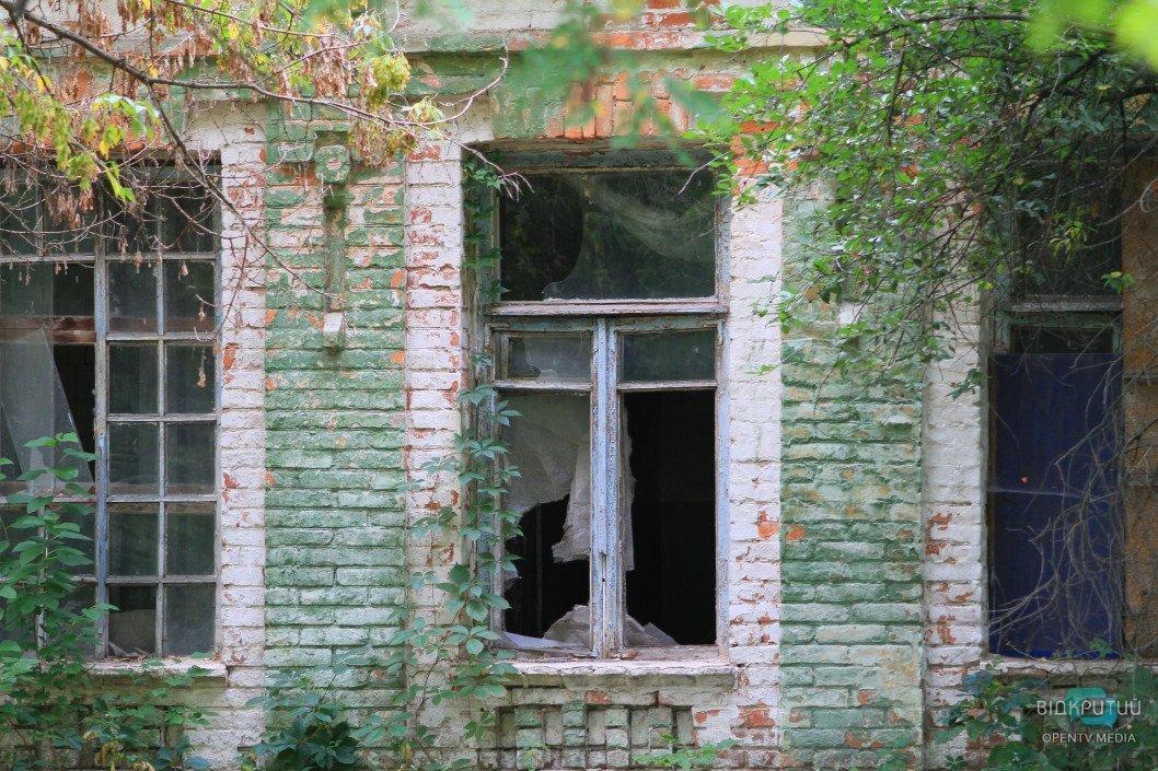 Яка лікарня Дніпра розташована на «проклятому місці»