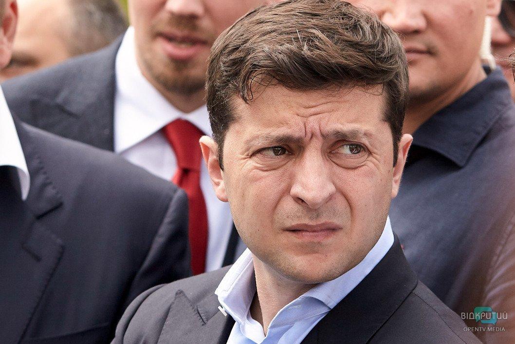 Зеленский хочет уволить всех членов Конституционного суда