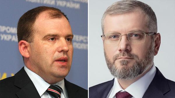 В прокуратуре требуют взять под стражу бывших днепропетровских губернаторов Вилкула и Колесникова