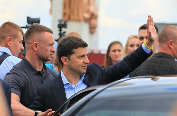 Днепр посетит Президент Зеленский: программа визита