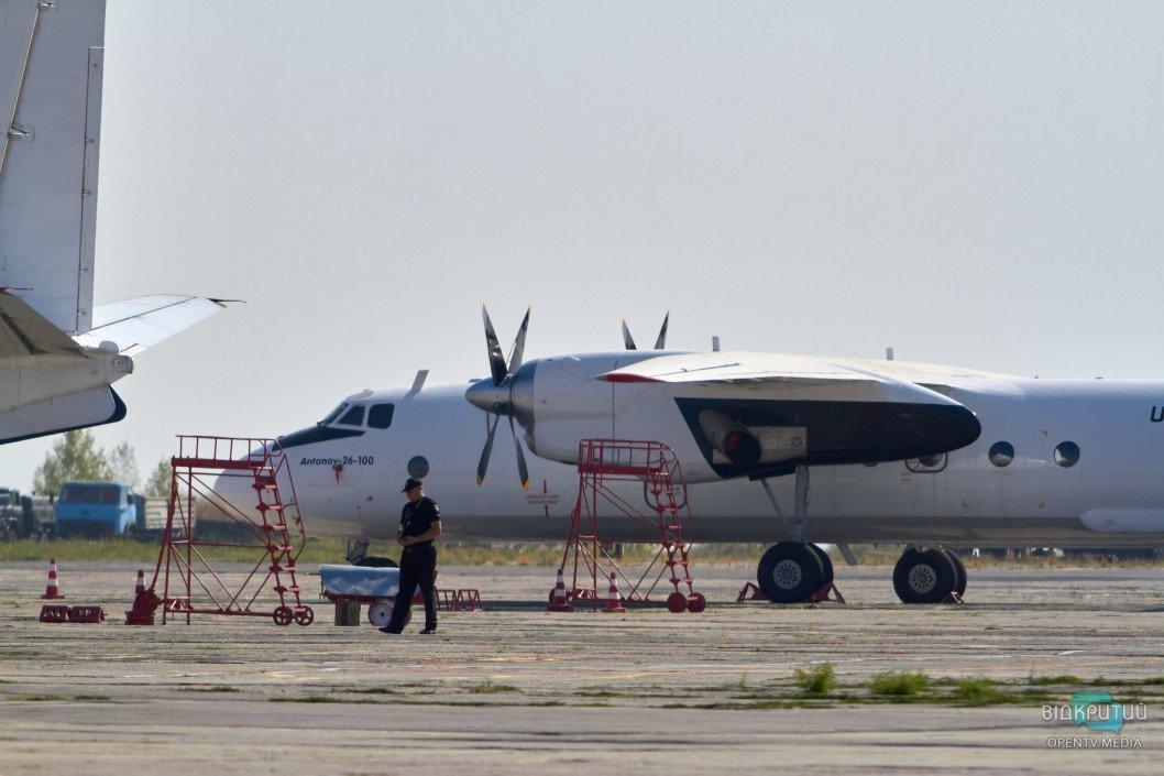 Кабмин не планирует финансировать строительство аэропорта в Днепре