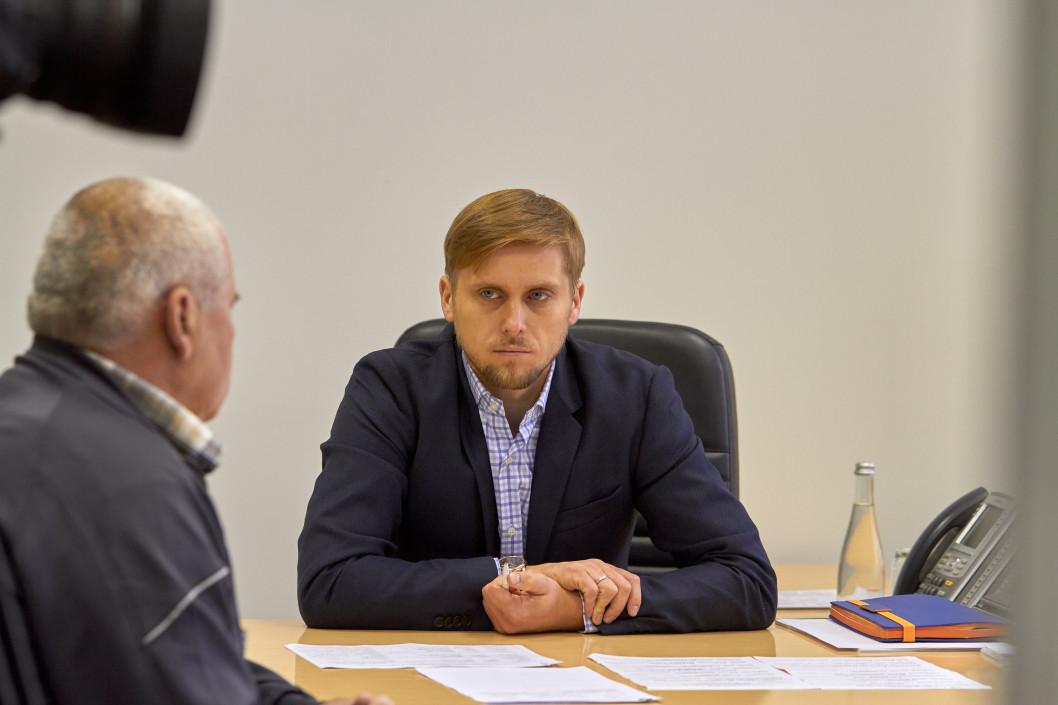Як у нового губернатора Дніпропетровської області пройшла перша зустріч з громадянами