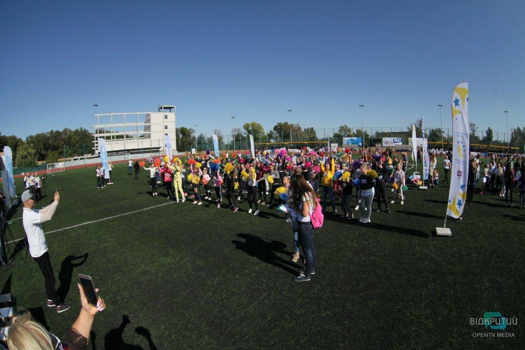 Challenge Fest: в Днепре основали новый спортивный фестиваль для школьников