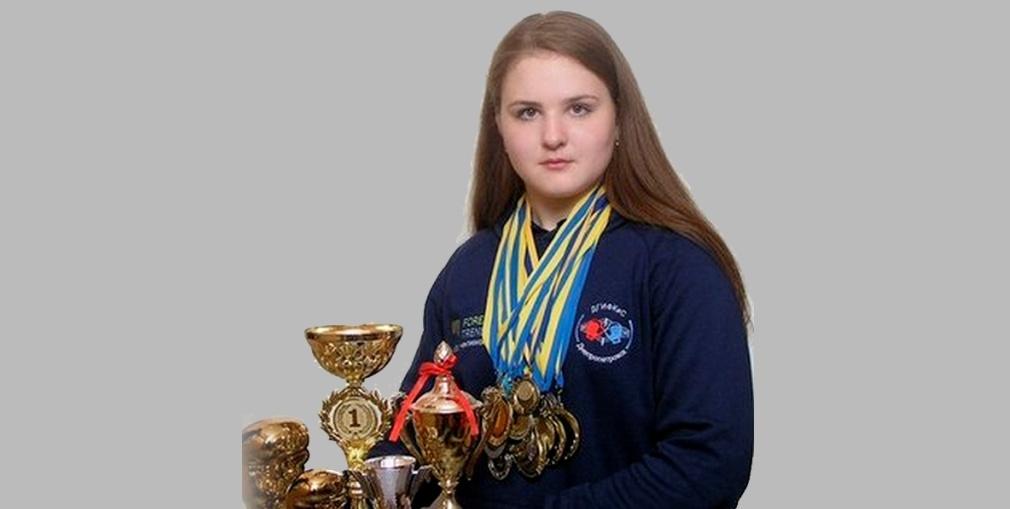 Спортсменка из Днепропетровской области привезла с Чемпионата Европы бронзу