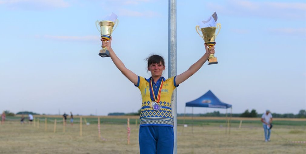 Днепрянка стала дважды призеркой чемпионата Европы по ракетомоделированию