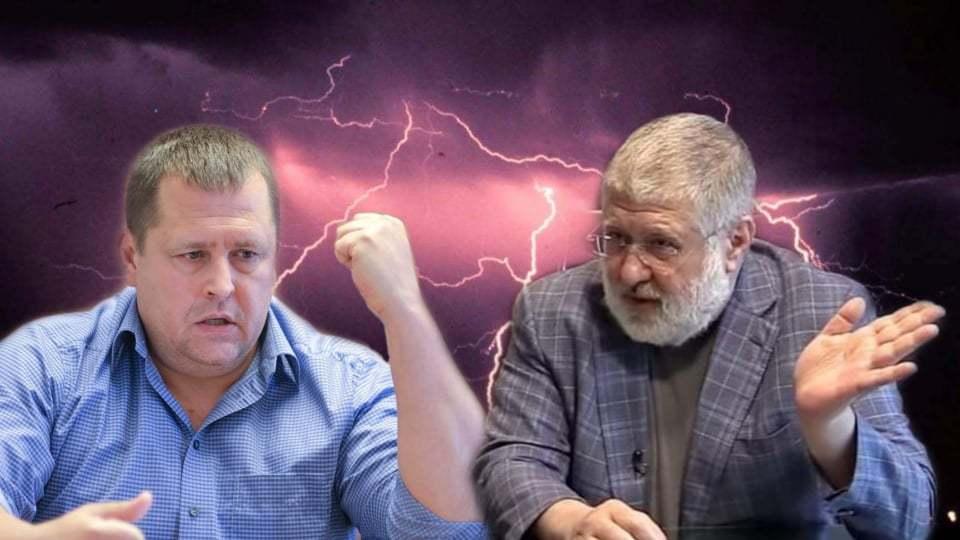 Борис Филатов об Игоре Коломойском: я объявляю ему системную войну