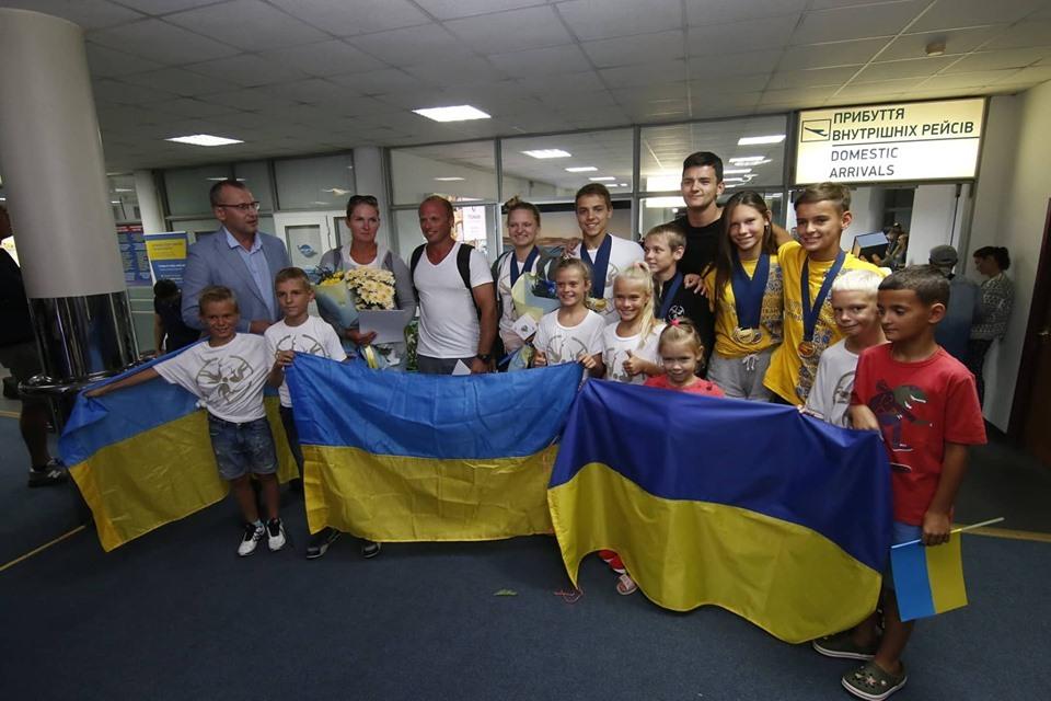 Спортсмены Днепропетровской области стали призерами чемпионата мира по воднолыжному спорту