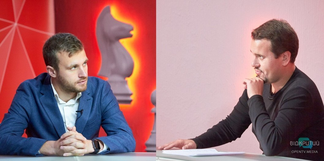 Народний депутат від «Слуги народу» Кирилл Нестеренко про поточну політичну ситуацію — програма «Шах і мат»