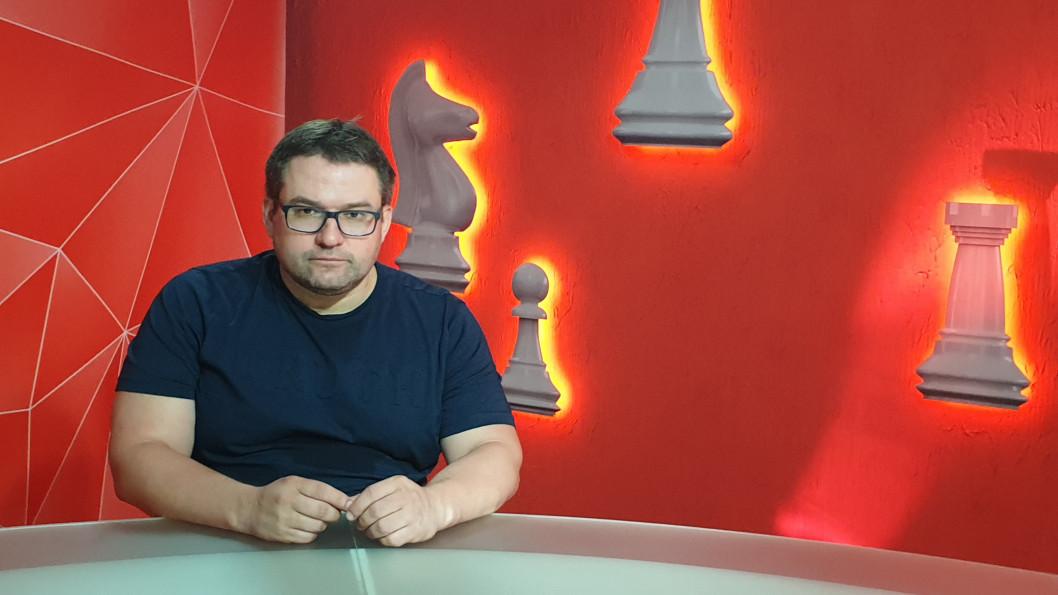 Андрій Клячін про сценарії подальшого розвитку ситуації в Україні — програма «Шах і мат»