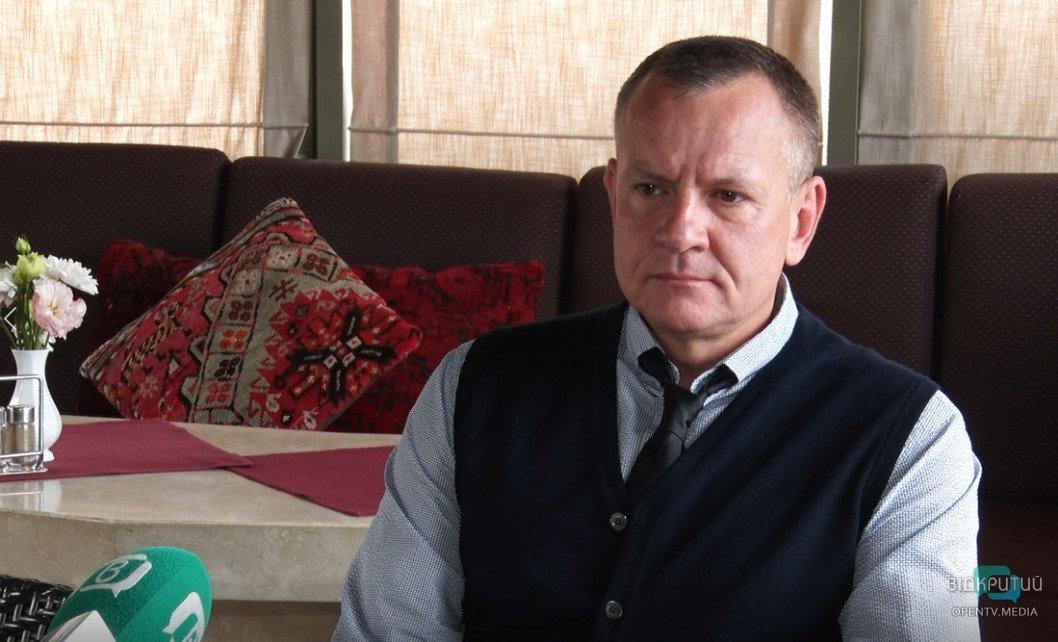 «Я не хочу быть чиновником»: Дмитрий Погребов о Филатове и проблемах Днепра