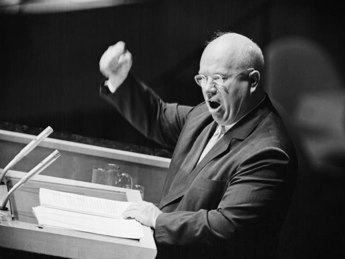 Nikita Khrushchev Shoe 6