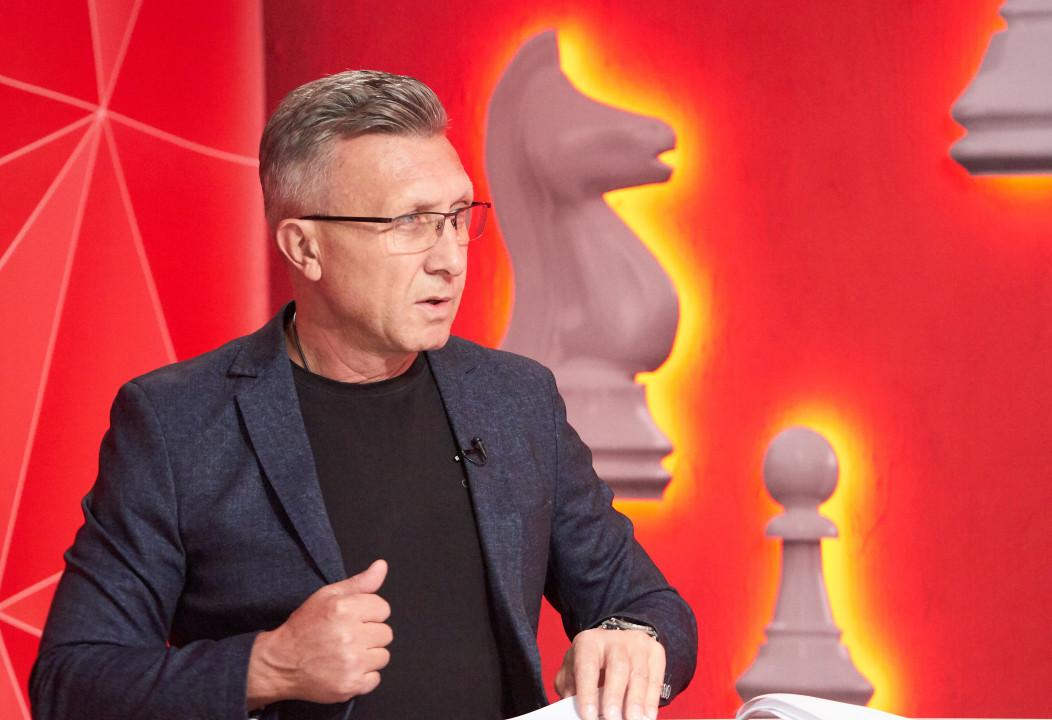 Олександр Шикуленко про гуманітарну сферу Дніпра — програма «Шах і мат»