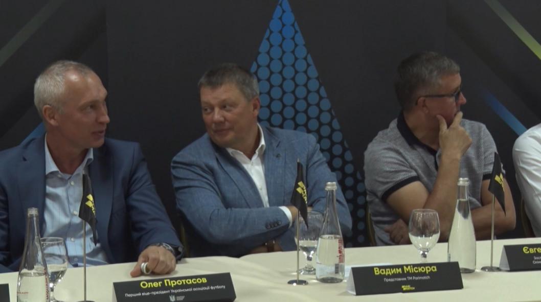 Експерт-клуб: у Дніпрі спортивні фахівці обговорили матч чемпіонату Європи