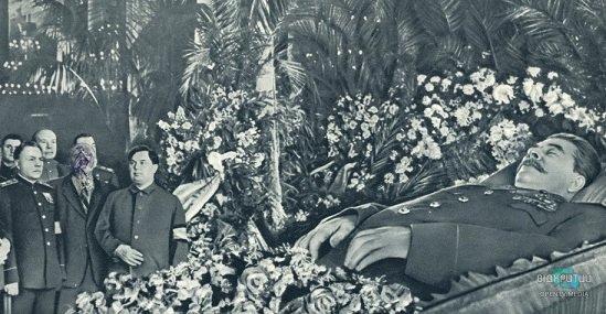 Как в 1953 году пресса Днепра писала о смерти Сталина