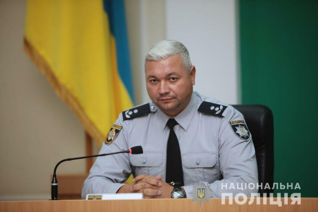 Вместо Глуховери назначили нового руководителя полиции области