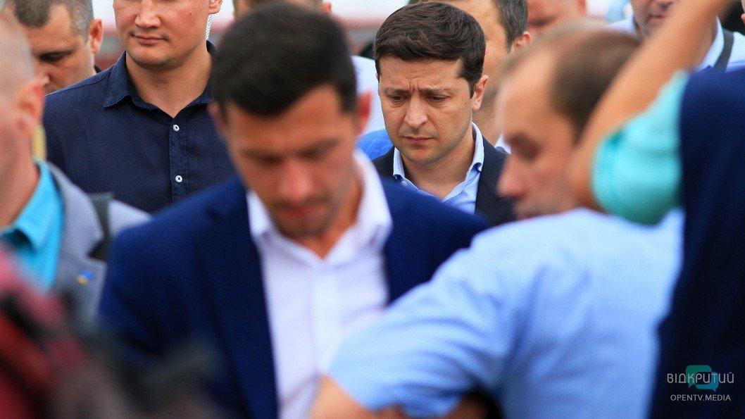Зеленского просят повысить пенсии шахтерам