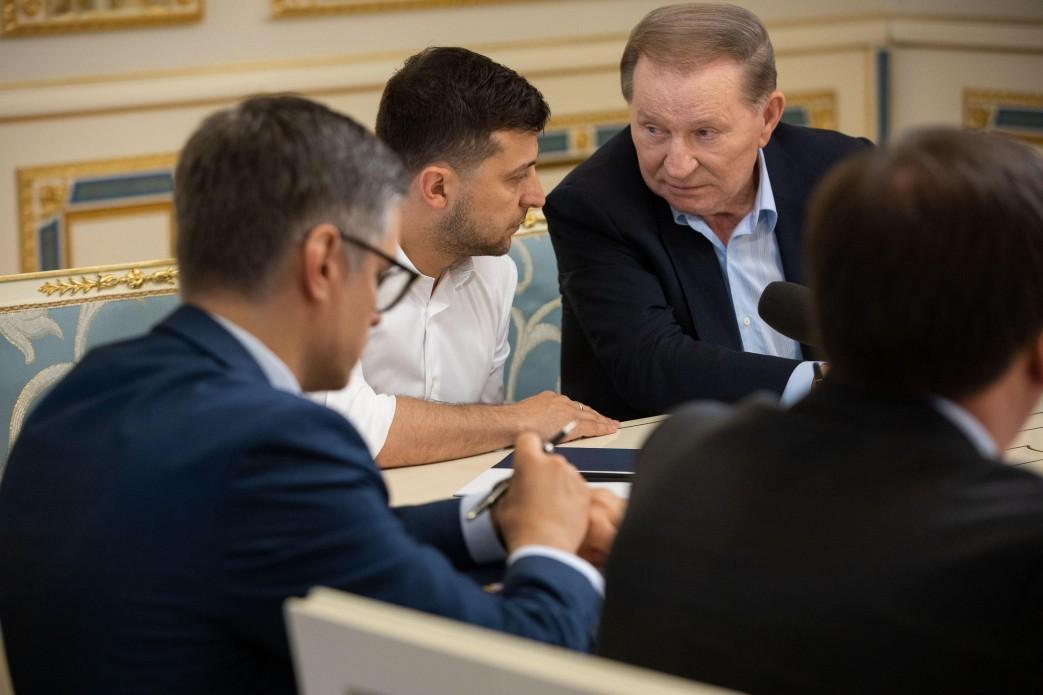 В Днепр едет экс-президент Украины Леонид Кучма