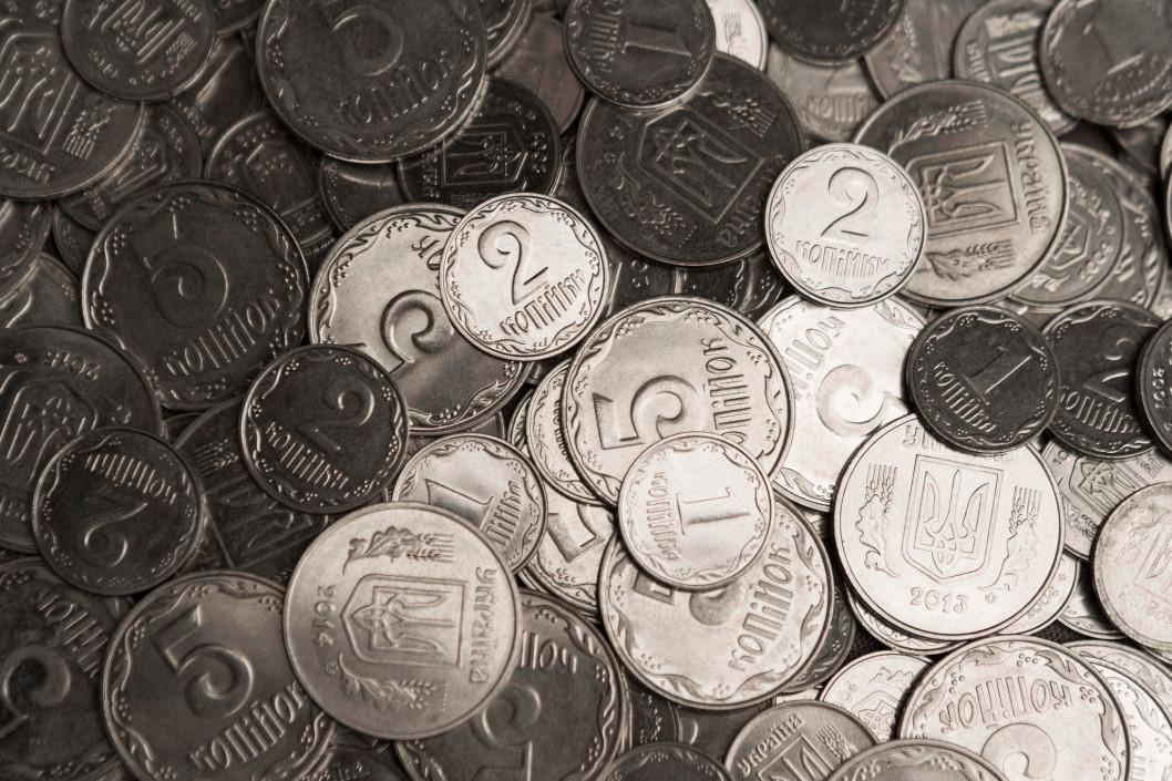 Банки получили право округлять суммы кассовых операций в связи с изъятием монет мелких номиналов