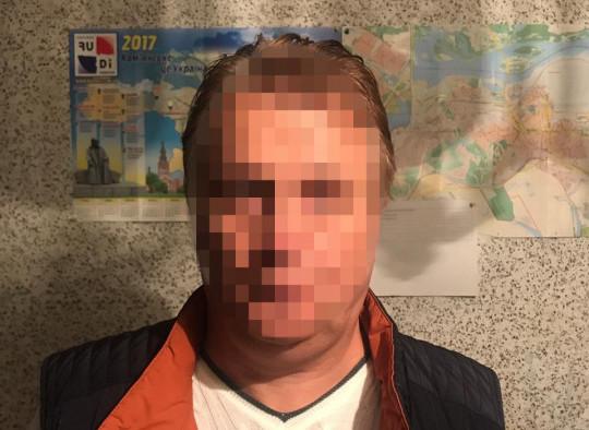 В Днепровской области задержали мужчину, подозреваемого в педофилии