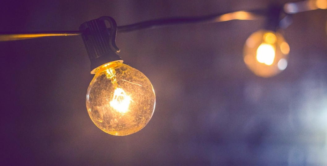 lampa svet elektroenergiya otklyuchenie