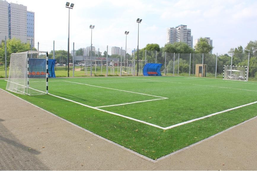 В Днепре потратят 11 000 000 гривен на строительство футбольных площадок в школах