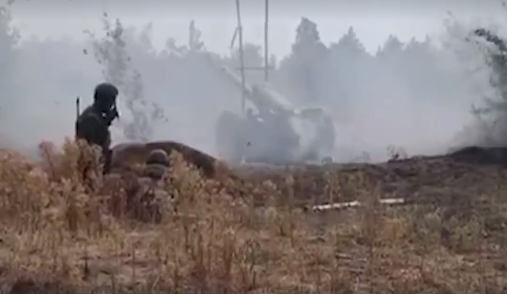 В Днепропетровской области прошли учения Национальной гвардии Украины