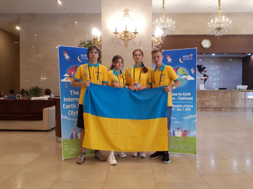 Украинский школьник завоевал «бронзу» на Международной олимпиаде по географии