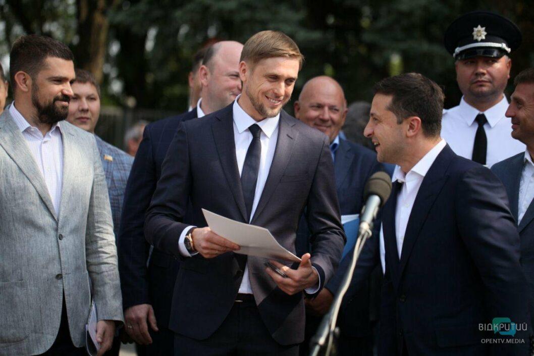 prezident zelenskij