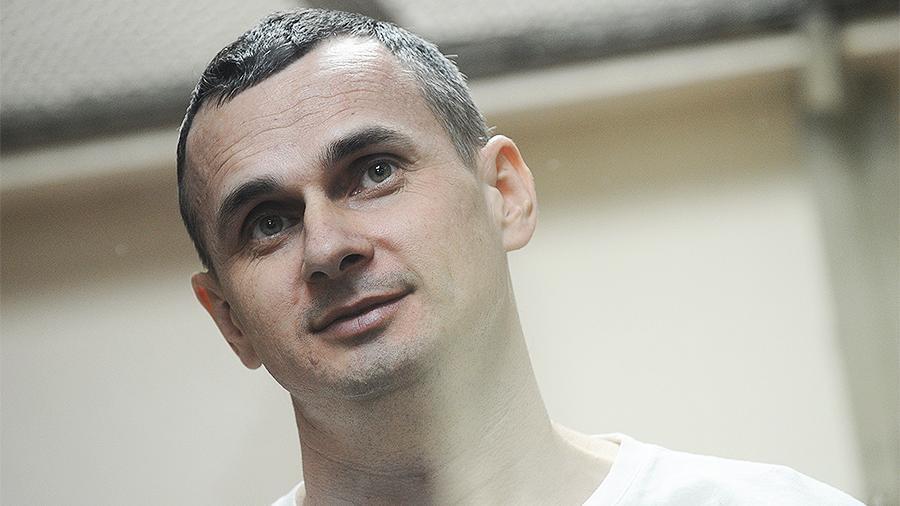 Сенцов поделился единственным снимком, сделанным в российской тюрьме