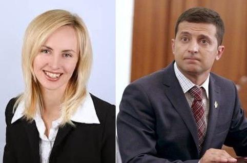 Зеленский назначил дочь своего преподавателя госуполномоченной в АМКУ