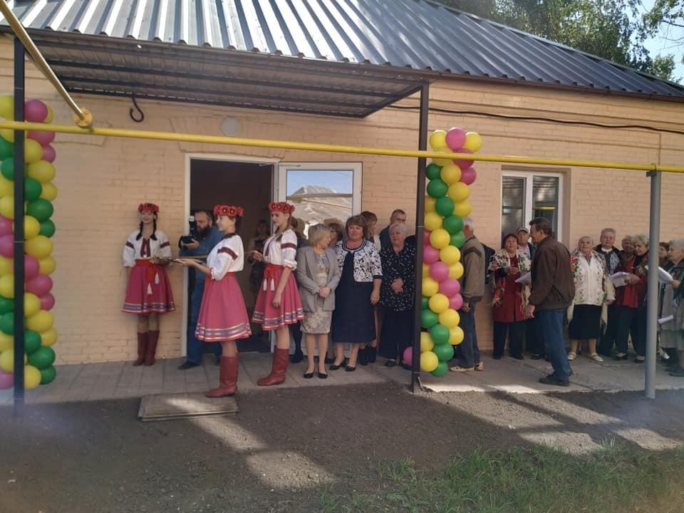 В Днепропетровской области реализуют уникальный социальный проект: открылось общежитие для переселенцев